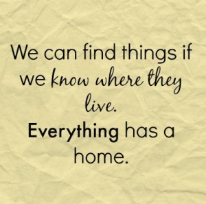 Finding-things